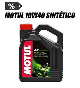Motul 10w40 sintético
