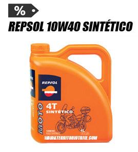 Repsol 10w40 sintético
