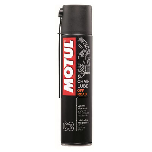 SPRAY GRASA DE CADENA MOTUL C3 400ML  TRAIL OFF-ROAD