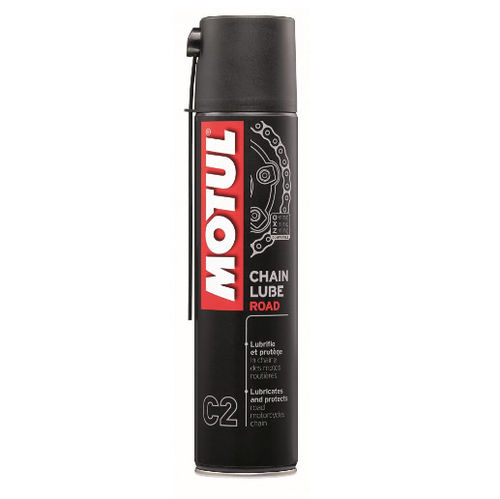 SPRAY GRASA DE CADENA MOTUL C2 TRANSPARENTE 400ML CARRETERA