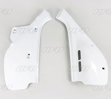 PANELES LATERALES TRASEROS BLANCOS XR600R