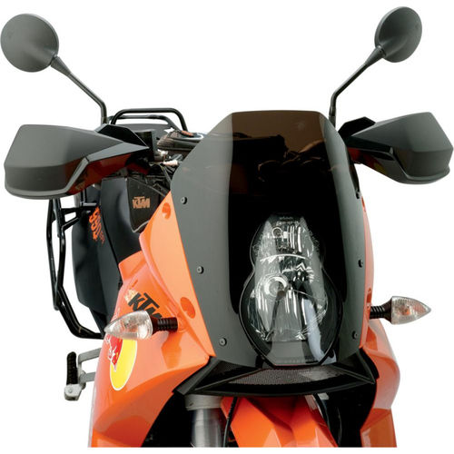 MOOSE RACING CÚPULA OFF-ROAD  -12,5CM AHUMADO OSCURO KTM 990