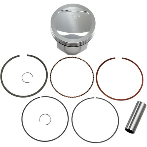 WISECO PISTON KIT 87MM, YAMAHA XT350 85-95
