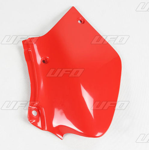 PANEL LATERAL DERECHO UFO ROJO XR400R