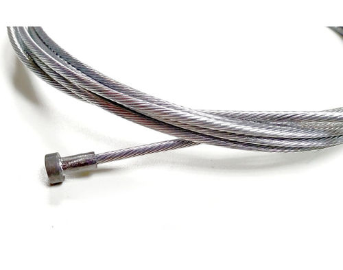 CABLE INTERIOR (SIRGA CON TERMINAL) 2MM x 2M