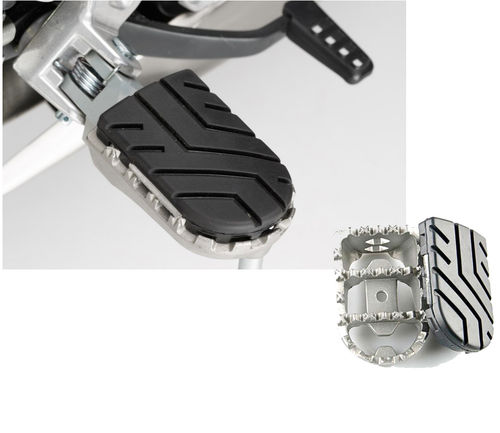 SW-MOTECH ESTRIBERAS OFF-ROAD Y TURISMO BMW F700 / 800 GS