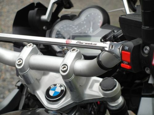 MARSELUS BARRA CENTRAL PARA BMW R1200GS LC DESDE 2013