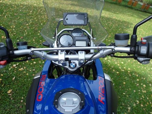 MARSELUS BARRA CENTRAL DE MANILLAR PARA BMW R1200GS DE 2004 A 2012