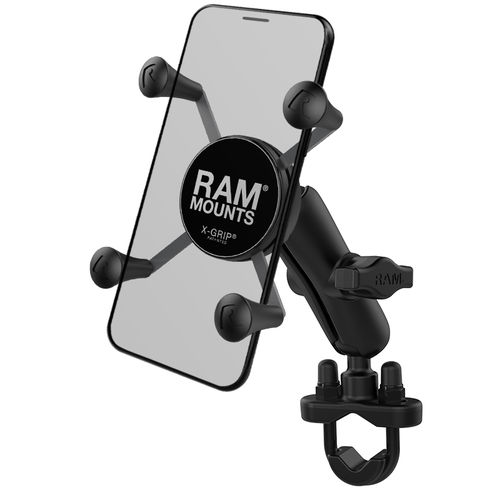 RAM MOUNT KIT  X-GRIP®  U-BOLT SOPORTE PARA TELÉFONOS MOVILES MEDIANOS