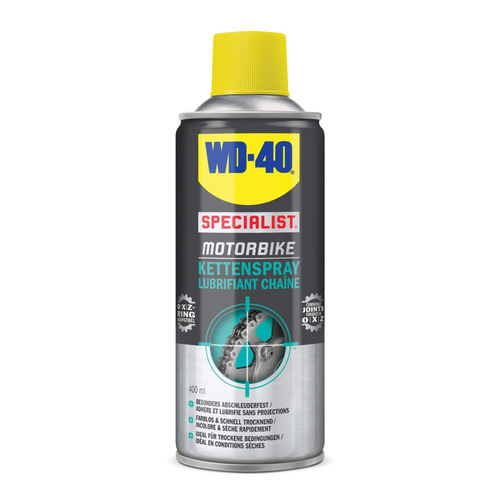 SPRAY GRASA DE CADENA WD-40. BOTE 400 ML