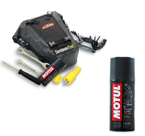 SPRAY GRASA DE CADENA MOTUL C3 100ML TRAIL OFF-ROAD