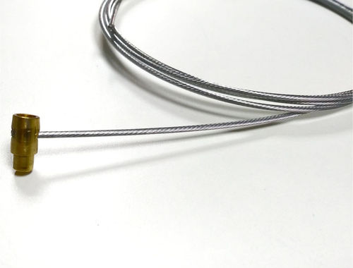 CABLE INTERIOR (SIRGA CON TERMINAL) 1,5MM X 1,6M