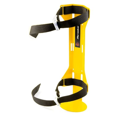 MARSELUS SOPORTE AMARILLO PARA BOTELLAS (250 MM)
