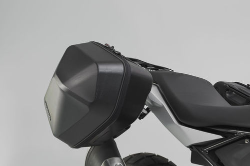 SW-MOTECH KIT DE MALETAS URBAN ABS CON SOPORTES BMW G 310 GS