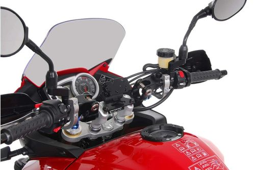 SW-MOTECH SOPORTE QUICK-LOCK DE GPS / MOVIL PARA V-STROM 1000 (17-20)