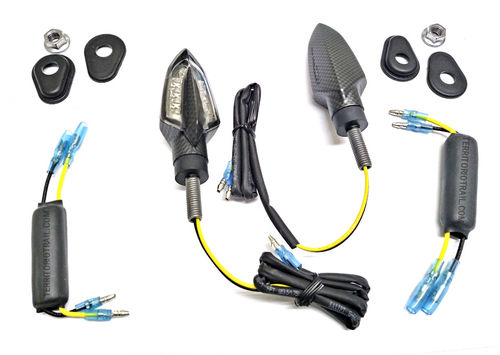 KIT DE INTERMITENTES LED YAMAHA TENERE 700
