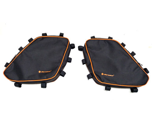 MARSELUS JUEGO DE BOLSAS NARANJA DEFENSAS SW-MOTECH EN KTM 950 / 990 ADVENTURE