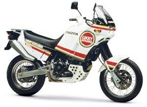 CAGIVA ELEFANT 900 IE LUCKY EXPLORER