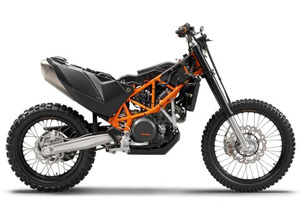 Chasis y suspensiones KTM 690 Enduro R ABS
